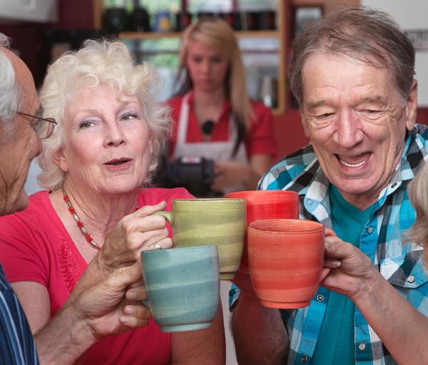 Foyer pour personnes âgées à Québec - Residence havre joie de vivre